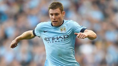Milner: can provide the midfield solidity that Manchester City need, says Souness
