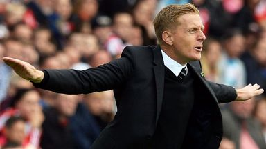 Swansea manager Garry Monk has been in touch with the FA