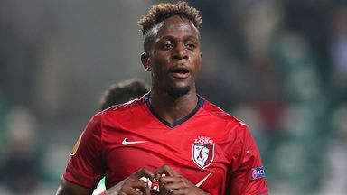 Divock Origi: Scored four goals in all competitions while on loan at Lille this season