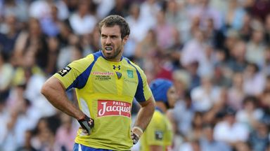 Clermont's Brock James could not kick them to victory