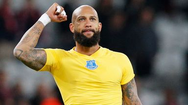 Tim Howard: Everton goalkeeper fully fit again