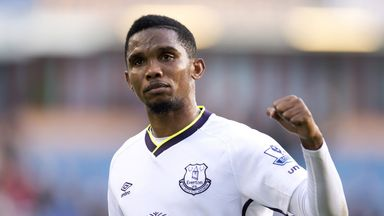 Samuel Eto'o: Previously played in Italy for Inter