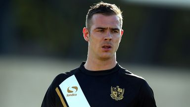 Tom Pope: Out of contract at Port Vale