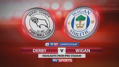 Derby 1-2 Wigan