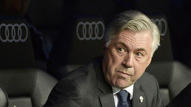 Carlo Ancelotti: Has Asier Illarramendi available to select