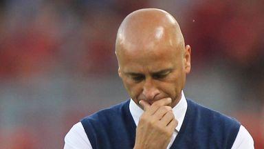 Eugenio Corini: Sacked by Chievo