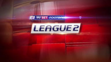 League 2 Round Up - 26th October