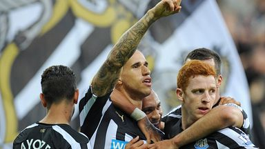 Gabriel Obertan: Forced his way back into contention at Newcastle