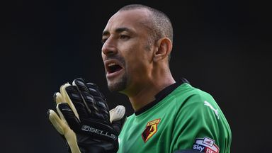 Heurelho Gomes: Facing late fitness test