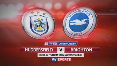 Huddersfield 1-1 Brighton
