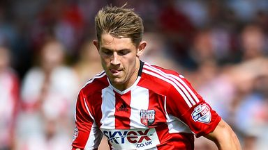 James Tarkowski: Passed fit for Brentford