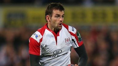 Jared Payne: One of five uncapped players in Ireland squad for autumn internationals
