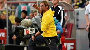 Jurgen Klopp: Saw his side slip to 14th in the Bundesliga