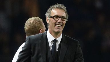 Laurent Blanc: Just glad to be through