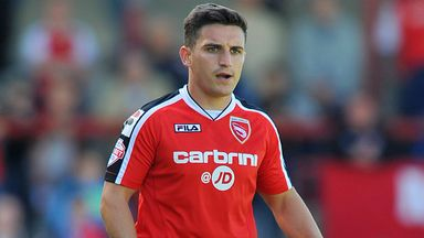 Jack Redshaw: Hoping to return to the starting XI
