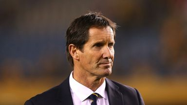 Robbie Deans: To coach Barbarians in May