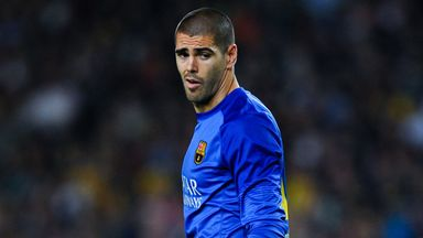 Victor Valdes: Not rejected Liverpool offer