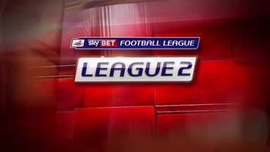 League 2 Round-Up - 21st October