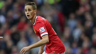 Adnan Januzaj: Looking to improve for Manchester United