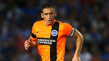Andrew Crofts: Brighton midfielder
