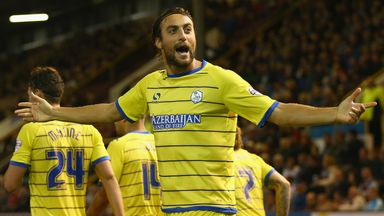 Atdhe Nuhiu has signed a two-year contract extension at Sheffield Wednesday