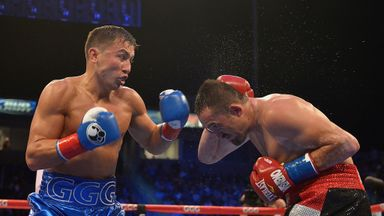 Gennady Golovkin: is becoming a victim of his own success, says Johnny