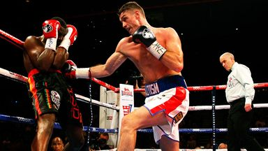 Callum Smith: The undefeated Liverpool super middleweight is targeting a world title shot in 2015.