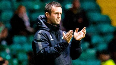 Ronny Deila: Celtic boss pleased with improving side