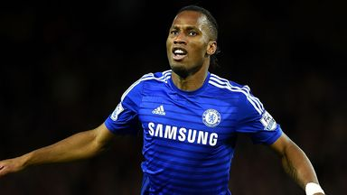 Didier Drogba: Will be hoping to be available for the season's run-in