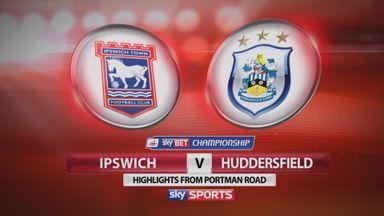 Ipswich 2-2 Huddersfield