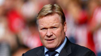 Ronald Koeman is enjoying a fine start to life at Southampton