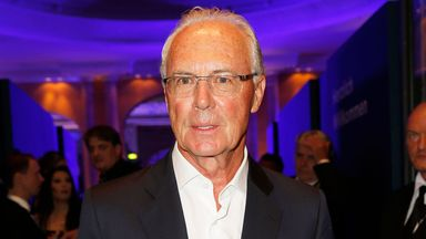 Franz Beckenbauer: German among those on Michael Garcia's investigation list