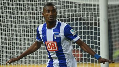 Salomon Kalou: Denies claims over Berlin Wall damage