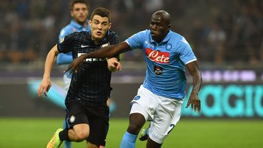 Napoli: Face Young Boys in the Europa League