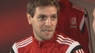 Jonathan Woodgate: Fit to continue for Boro