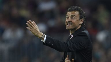 Luis Enrique insists he will take nothing for granted in the second leg of the Copa del Rey quarter-final against Atletico.