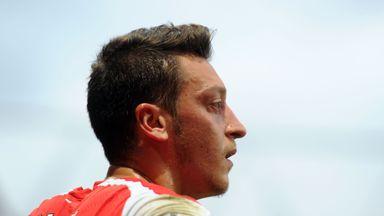 Mesut Ozil: On the Arsenal comeback trail