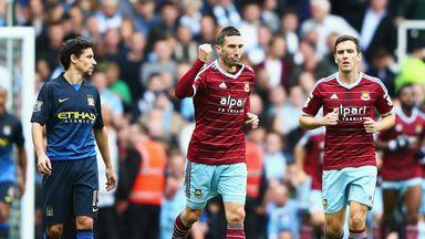 Morgan Amalfitano: Enjoying his time at West Ham