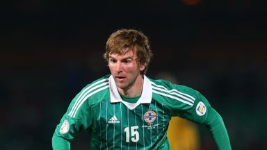 Paddy McCourt: Brighton winger set for Northern Ireland chance