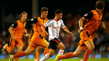 Patrick Roberts: One of Fulham