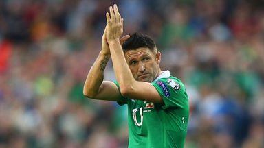 Robbie Keane: Republic of Ireland seeking home comfort