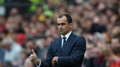 Roberto Martinez: We won't take Burnley lightly