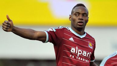 Diafra Sakho: Scored in last six games