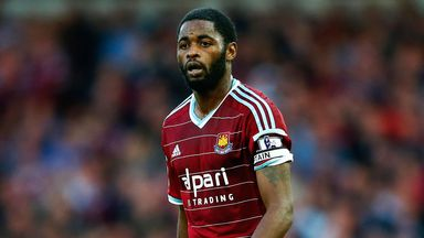 Alex Song: Joined West Ham on season-long loan
