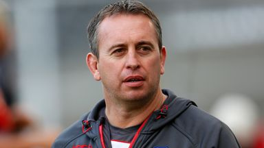 Steve McNamara: Has another 12 months to run on his current contract with England