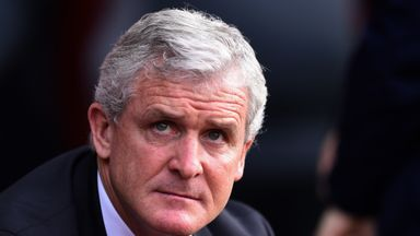 Mark Hughes: Forthright opinions on Garry Mon's comments