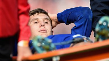 John Stones: Back just over two months after being stretchered off at Old Trafford