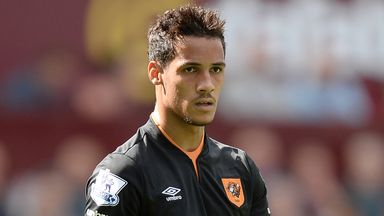 Tom Ince was loaned out from Hull in October.