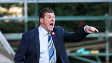 Tommy Wright: Lamented number of errors