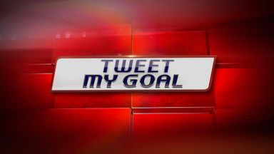 Tweet My Goal - 22nd October